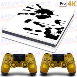 Vinilo para PS4 PRO 4K Death Stranding Edicion Coleccionista