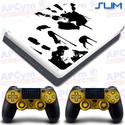 Vinilo PS4 Slim Death Stranding Edicion Coleccionista