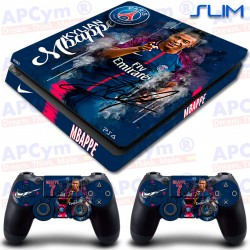Vinilo PS4 Slim Mbappe