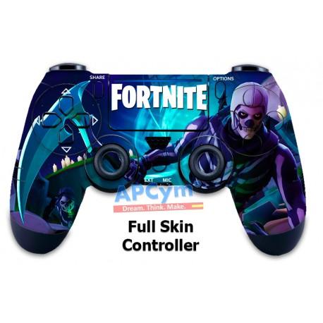 Vinilo para Mando PS4 Fortnite Skull
