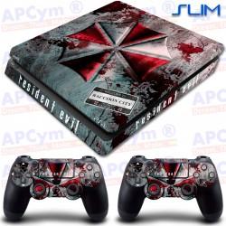 Vinilo PS4 Slim Resident Evil