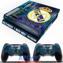 Vinilo Playstation 4 Madrid Undecima