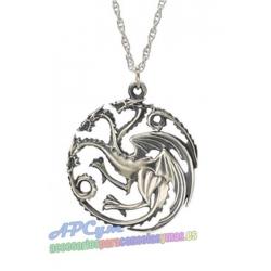 Colgante Juego de Tronos Targaryen