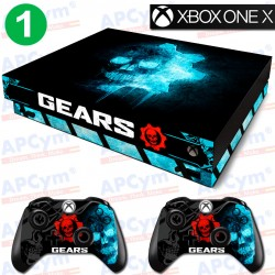 Vinilo Xbox One X Gears 5