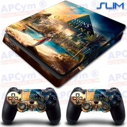 Vinilo PS4 Slim Assassins Creed Origins