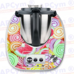 Vinilo Thermomix TM5 Gominolas
