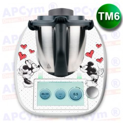 Vinilo Thermomix TM6 Loving Kingdom