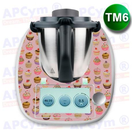 Vinilo Thermomix TM6 Dulces