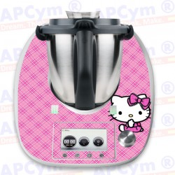 Vinilo Thermomix TM5 Pink