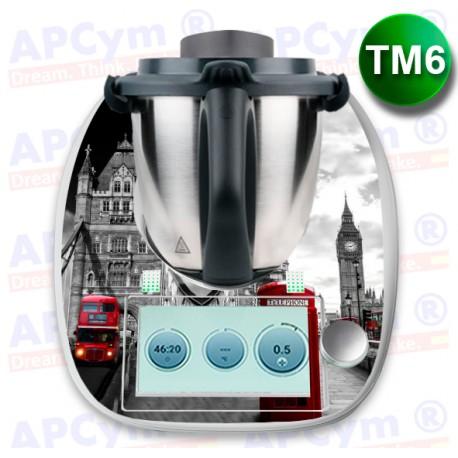 Vinilo Thermomix TM6 Londres