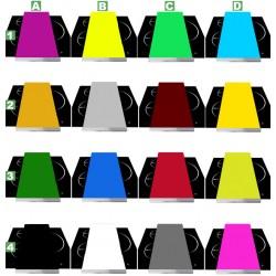 Vinilo Tabla Thermomix Colores Lisos