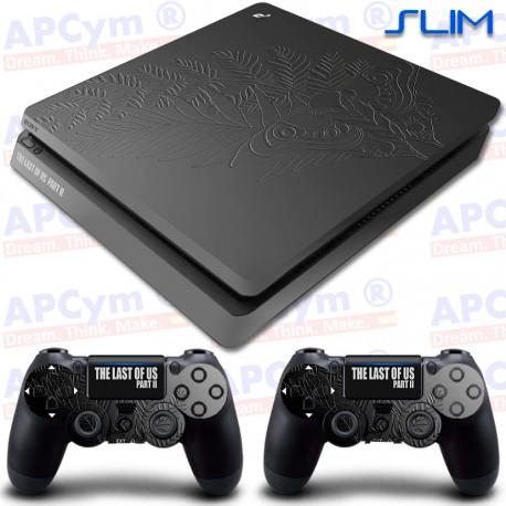 Vinilo PS4 Slim Edicion Especial The Last Of Us Part II