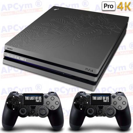 Vinilo para PS4 PRO 4K The Last Of Us Part II Edicion Coleccionista