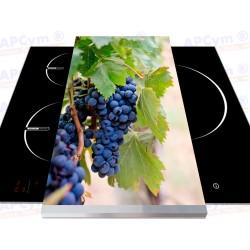 Vinilo para Tablas Thermomix Uvas