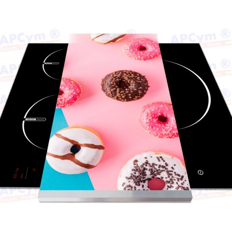 Vinilo para Tablas Thermomix Donuts