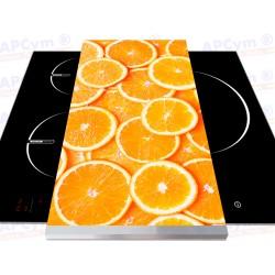 Vinilo para Tablas Thermomix Naranjas