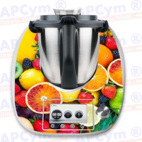 Vinilo Thermomix TM5 Frutas Frescas