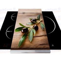 Vinilo para Tablas Thermomix Aceitunas Negras