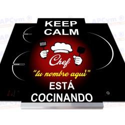 Vinilo para Tablas Thermomix Keep Calm