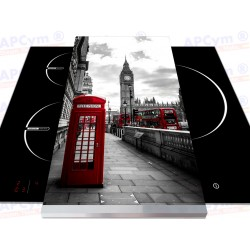 Tabla + Vinilo + Ruedas para Thermomix Londres