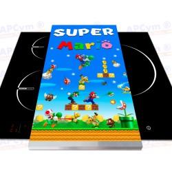 Tabla + Vinilo + Ruedas para Robots de Cocina Mario