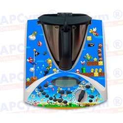 Vinilo Thermomix TM31 Mario