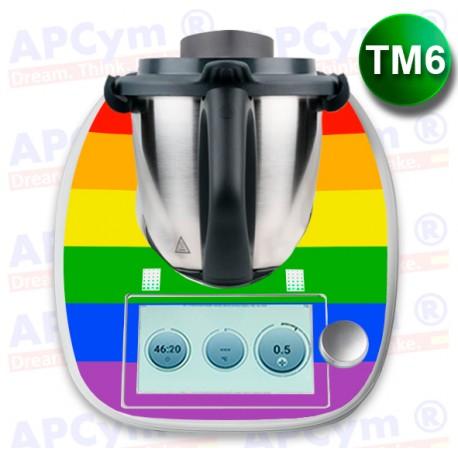 Vinilo Thermomix TM6 Orgullo