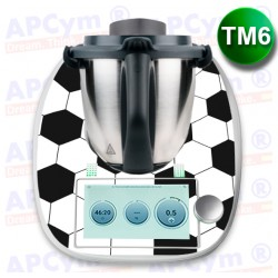 Vinilo Thermomix TM6 Balon Futbol