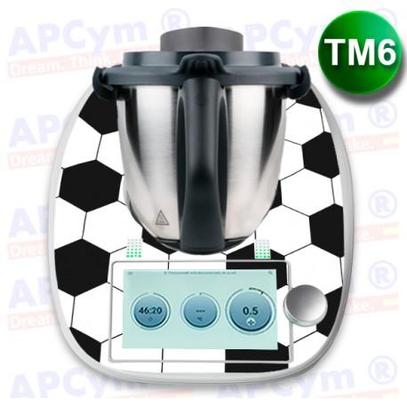 Vinilo Thermomix TM6 Balon Futbol