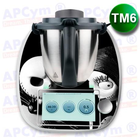 Vinilo Thermomix TM6 Pesadilla Black
