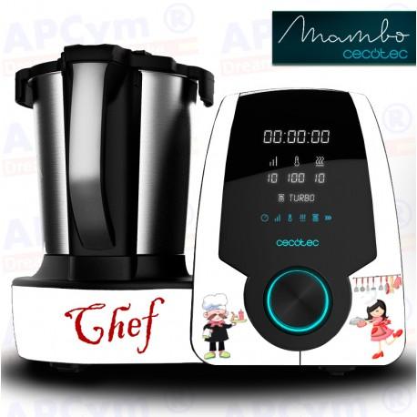 Vinilo para Mambo CECOTEC Chef