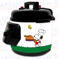 Vinilo para Olla GM H / Deluxe H / G / Perro Cocinero