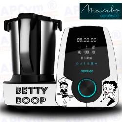 Vinilo para Mambo CECOTEC Betty B&N