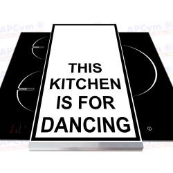Tabla + Vinilo + Ruedas para Robots de Cocina Kitchen
