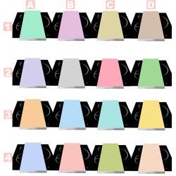 Vinilo Tabla Thermomix Colores Pastel