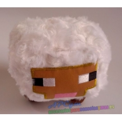 peluche oveja sheep minecraft
