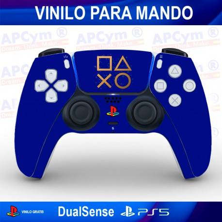 Vinilo para Mando PS5 Special Edition Blue