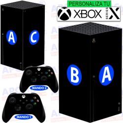 Personaliza tu Consola Xbox Series X