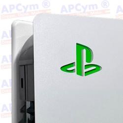 Vinilo para Interior Consola Logo Sticker Underlay Verde