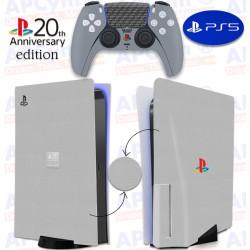Vinilo para Consola y Mando PS5 Edición 20 Aniversario