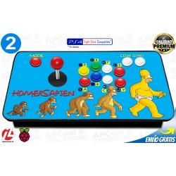 Joystick Recreativa Arcade para Raspberry Pi 3 / PC / PS4 / PS3