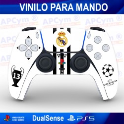 Vinilo para Mando PS5 13 Champions