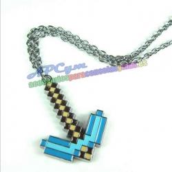 Minecraft Colgante Pico Blue