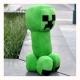 Peluche Creeper Minecraft