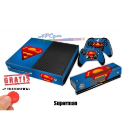 Vinilo Xbox One Superman
