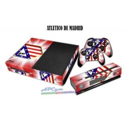 Vinilo Xbox One Modelo Atletico de Madrid