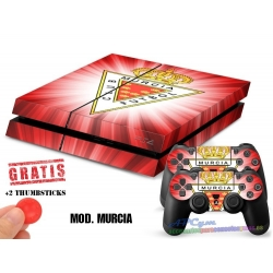 Vinilo Playstation 4 Murcia
