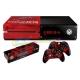 Vinilo Xbox One Modelo Gears of War