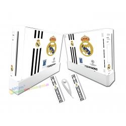 Vinilo Wii Modelo Hala Madrid