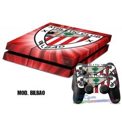 Vinilo Playstation 4 Modelo Bilbao